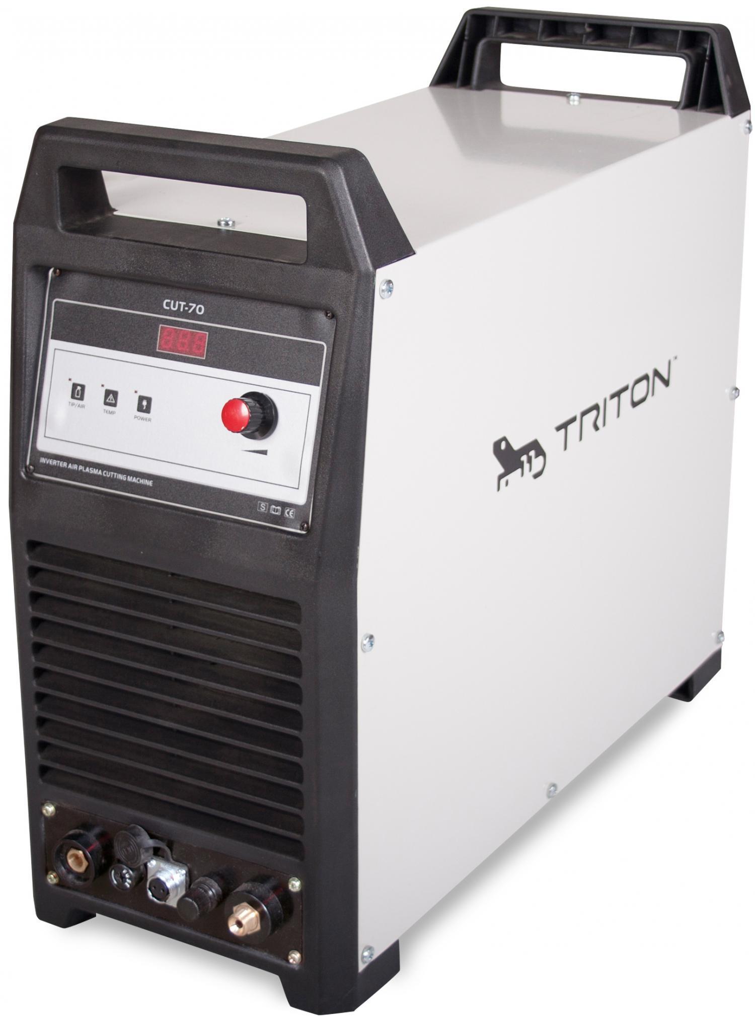 Аппарат плазменной резки с пневмоподжигом TRITON CUT 70 PN TCT70PN
