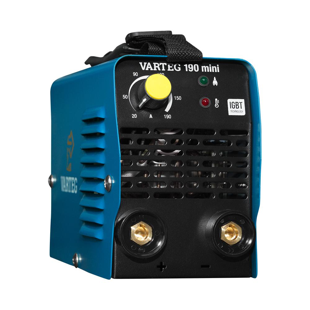 Сварочный аппарат VARTEG 190 мини 5601