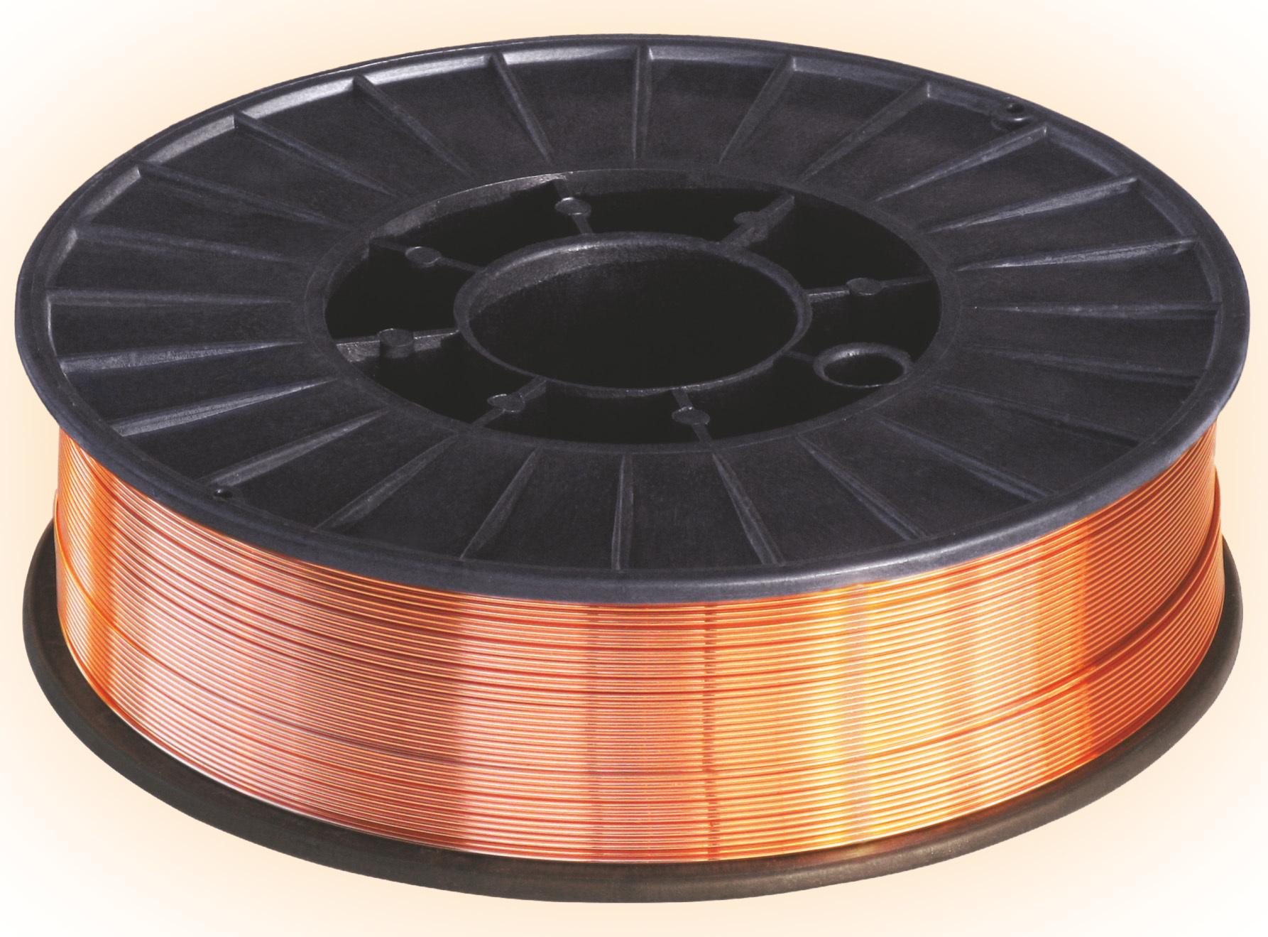 Сварочная проволока СВ 08 Г2С-О D-200 1,0 мм (5кг) 95835