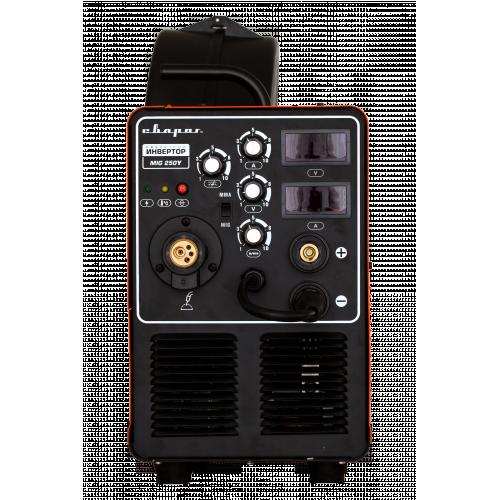 Сварочный полуавтомат Сварог MIG 250 Y(J04-M) + ММА
