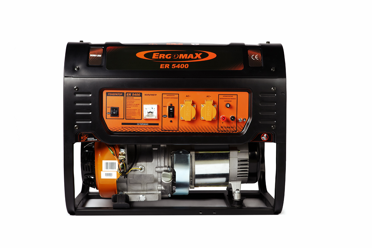 Бензиновый генератор ER 5400