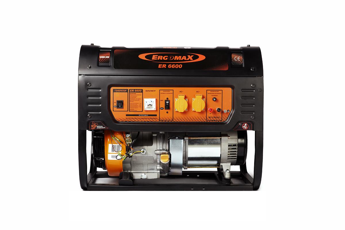 Бензиновый генератор ER 6600