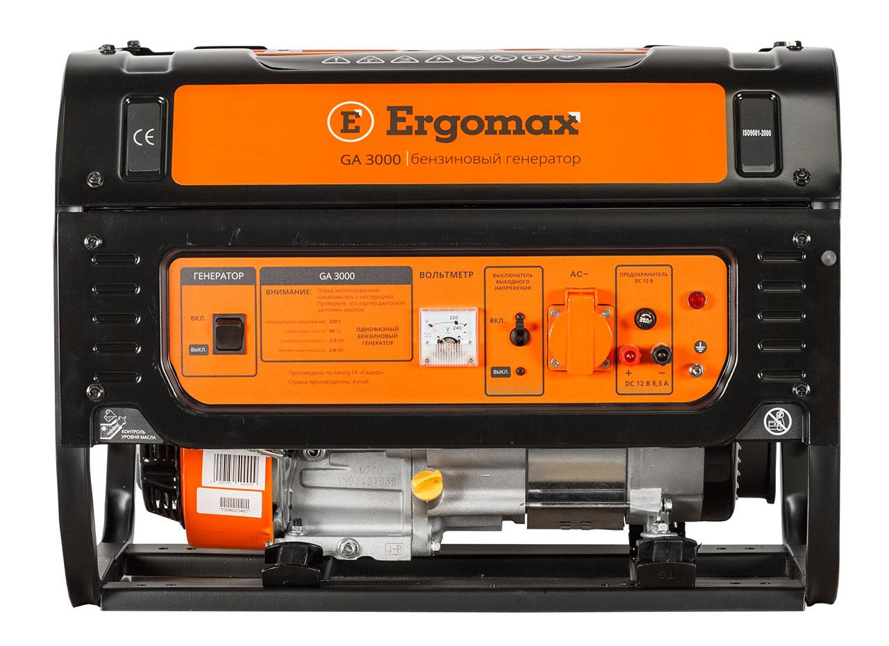Бензиновый генератор GA 3000