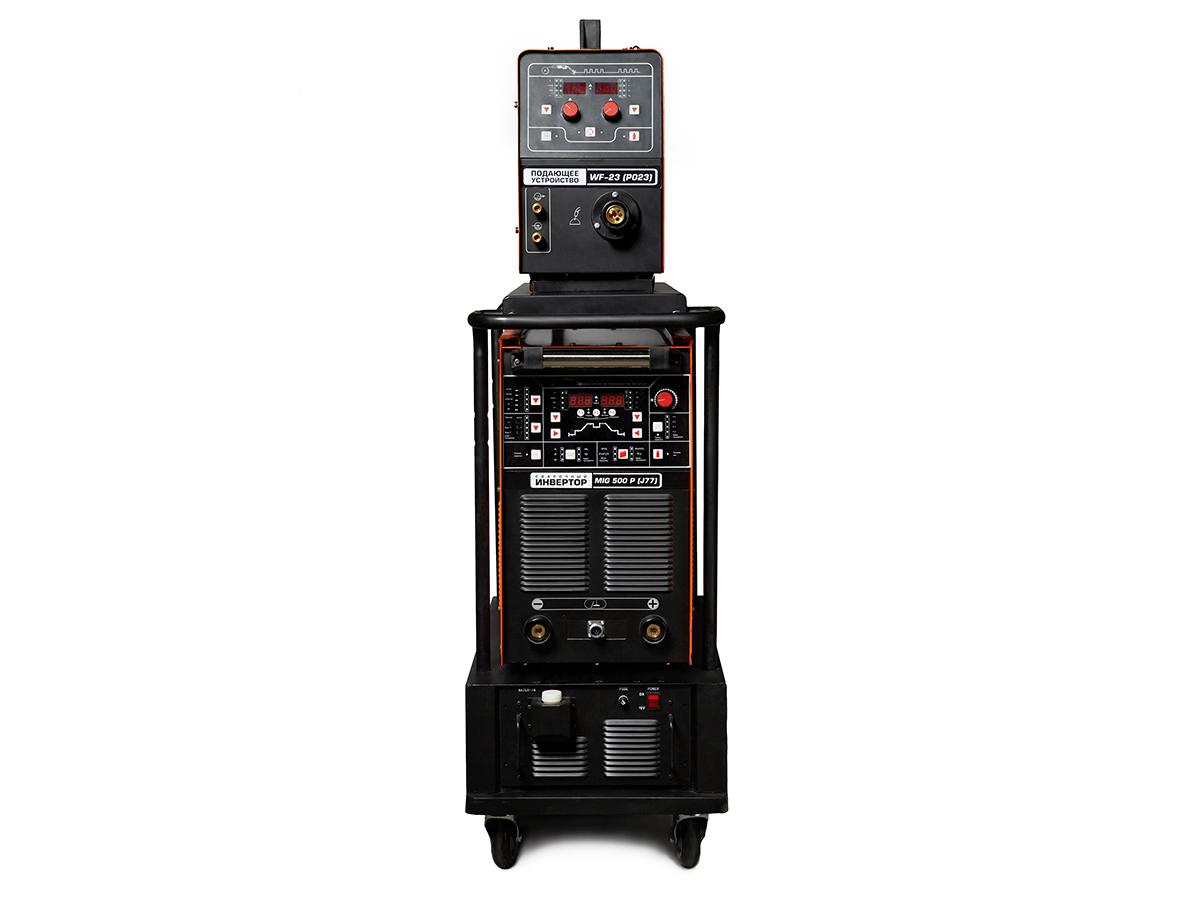 Сварочный полуавтомат Сварог MIG 500 P (J77)