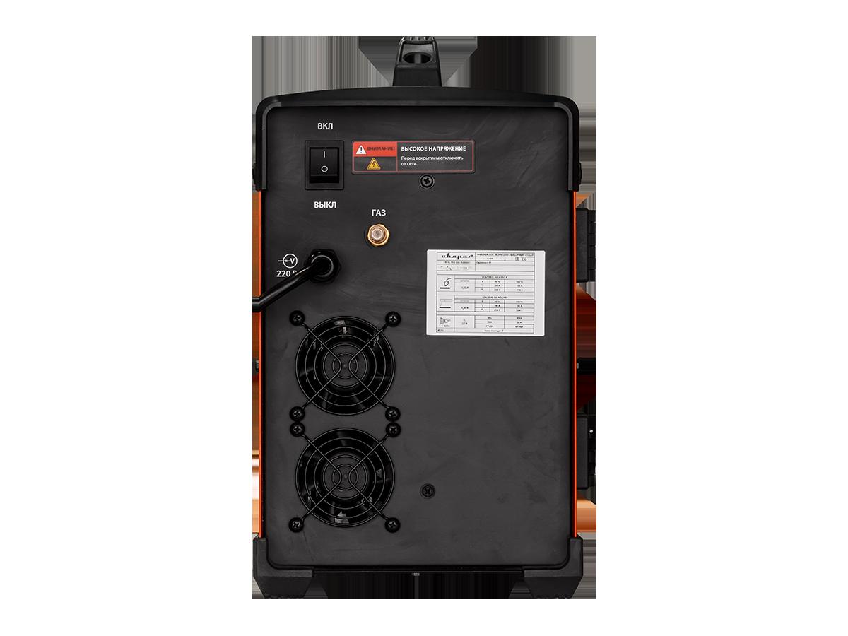Сварочный полуавтомат Сварог REAL MIG 200 (N24002)