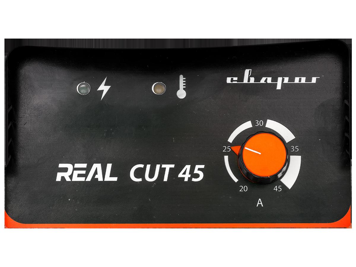 Аппарат воздушно-плазменной резки Сварог REAL CUT 45 (L207)