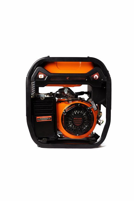 Бензиновый генератор ER 6600 ER6600