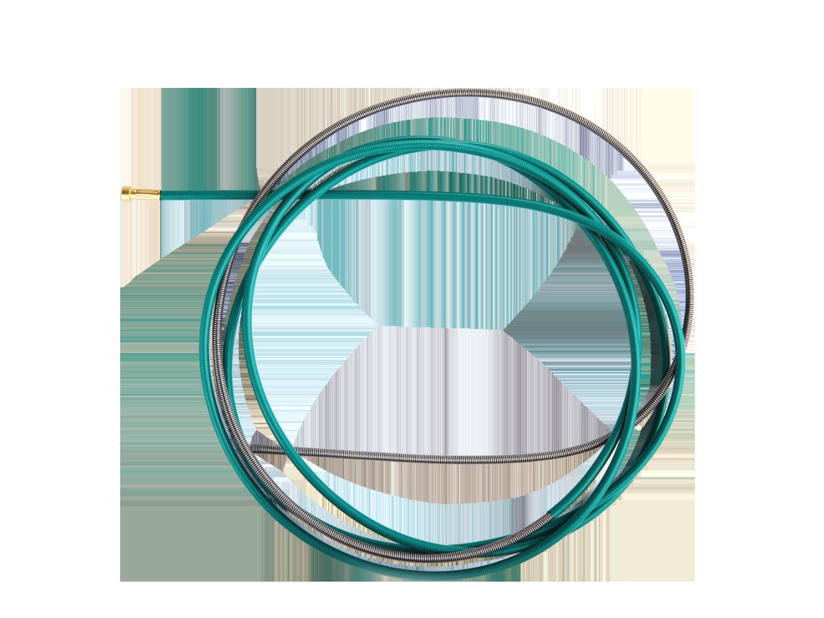 Канал направляющий 5.5 м зеленый (2.0-2.4) IIC0521