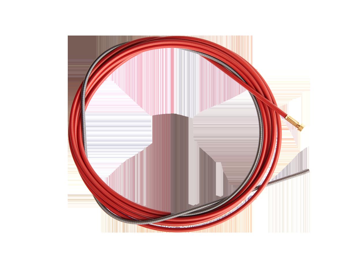 Канал направляющий 5.5 м красный (1.0-1.2) IIC0567