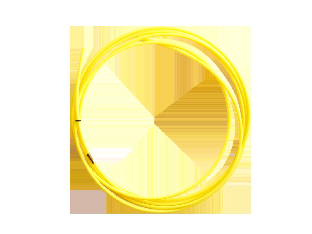Канал направляющий тефлон желтый (1.2-1.6) IIC0210