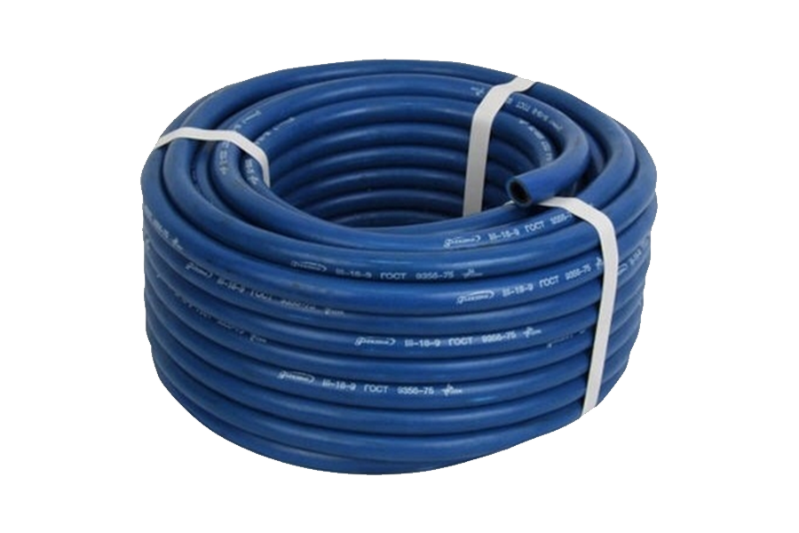 Рукав кислородный (синий) 6,3мм, Сварог 93783