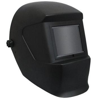 Сварочная маска без автоматического затемнения Маска сварщика GS-1 (черная) 89473