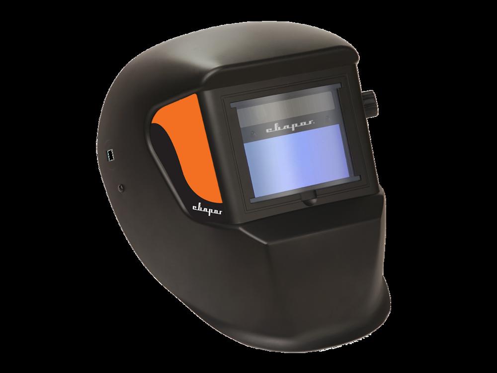 Сварочная маска с автоматическим затемнением AS-2-F (S) внеш. регулировка 89472