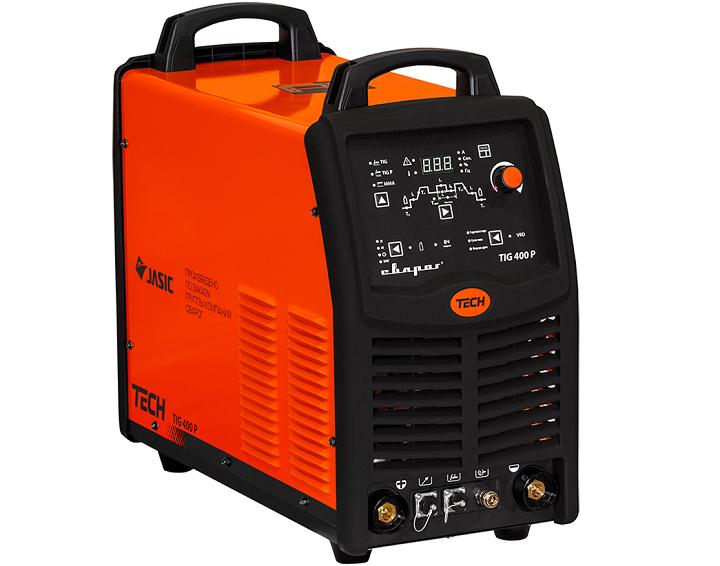 Сварочный инвертор TECH TIG 400 P (W322) 94495