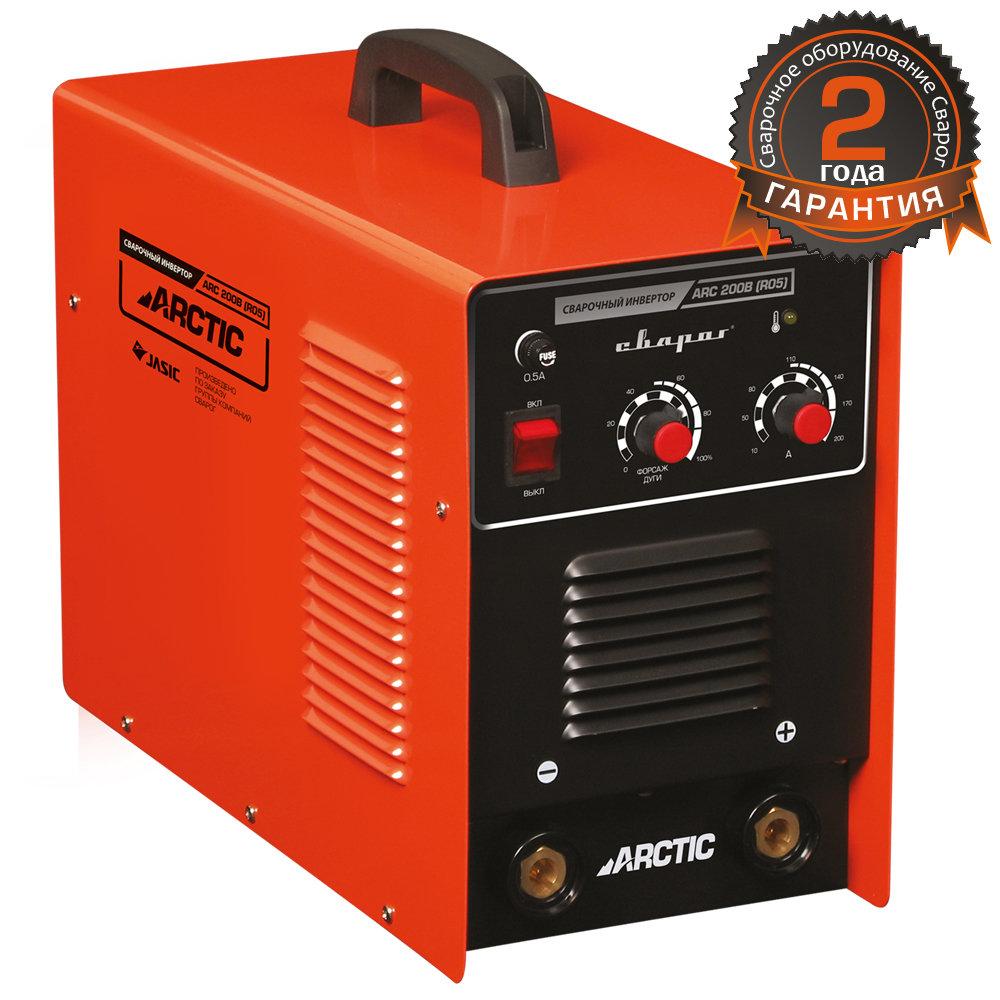Сварочный инвертор Сварог ARCTIC ARC 200 B (R05) 90683