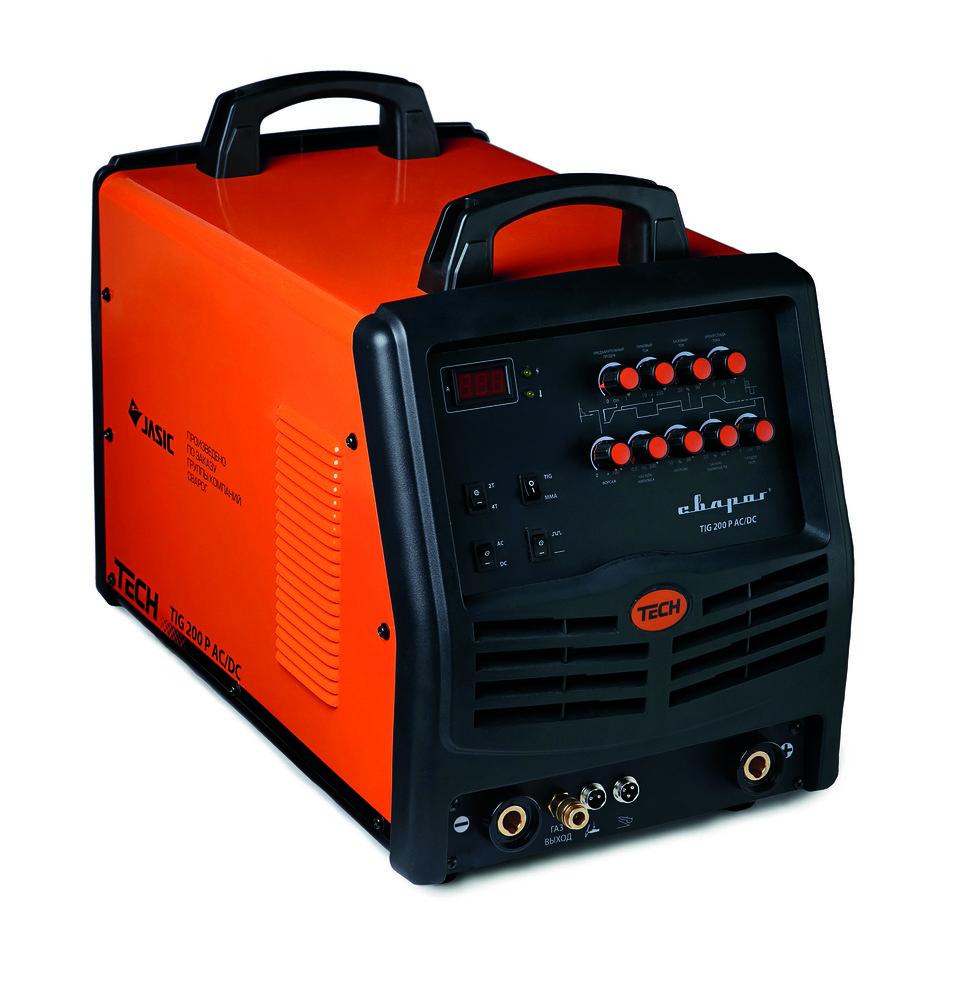 Сварочный инвертор Сварог TECH TIG 200 P AC/DC (E101) 90962
