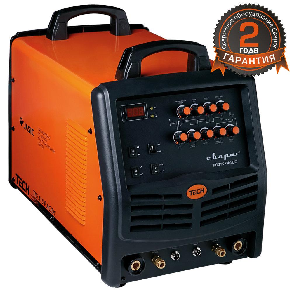 Сварочный инвертор Сварог TECH TIG 315 P AC/DC (E103) 90964