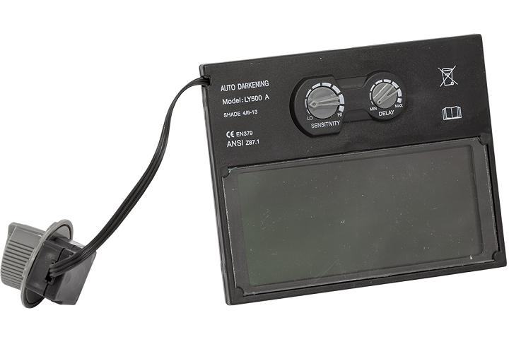 Светофильтр автоматический LY500A внеш. рег. 92585