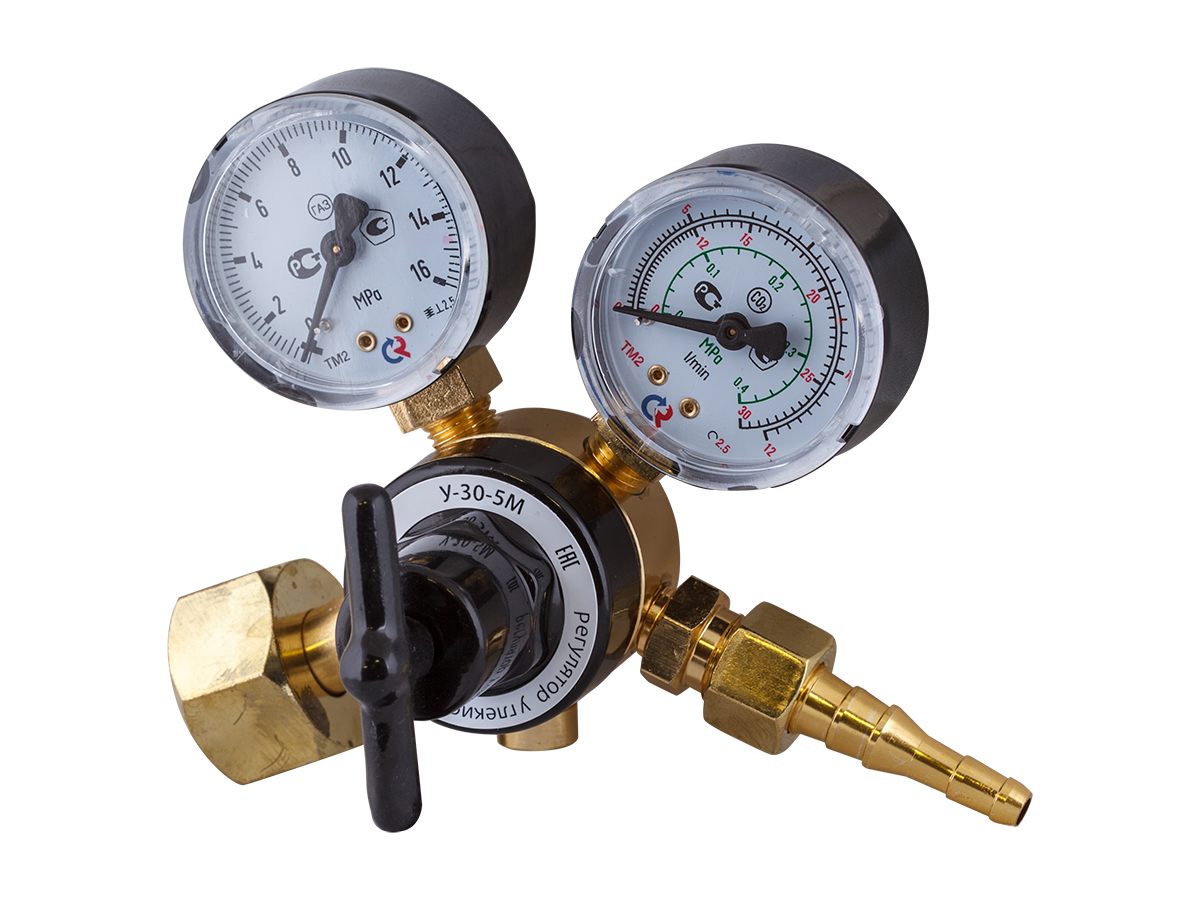Регулятор расхода газа углекислотный У-30-5М 94721