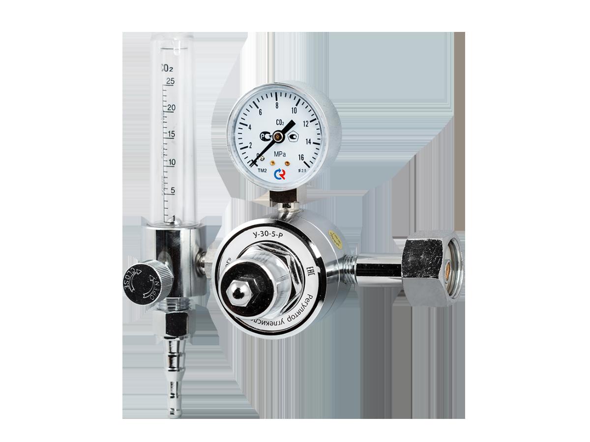 Регулятор расхода газа углексилотный У-30-5-Р 94741