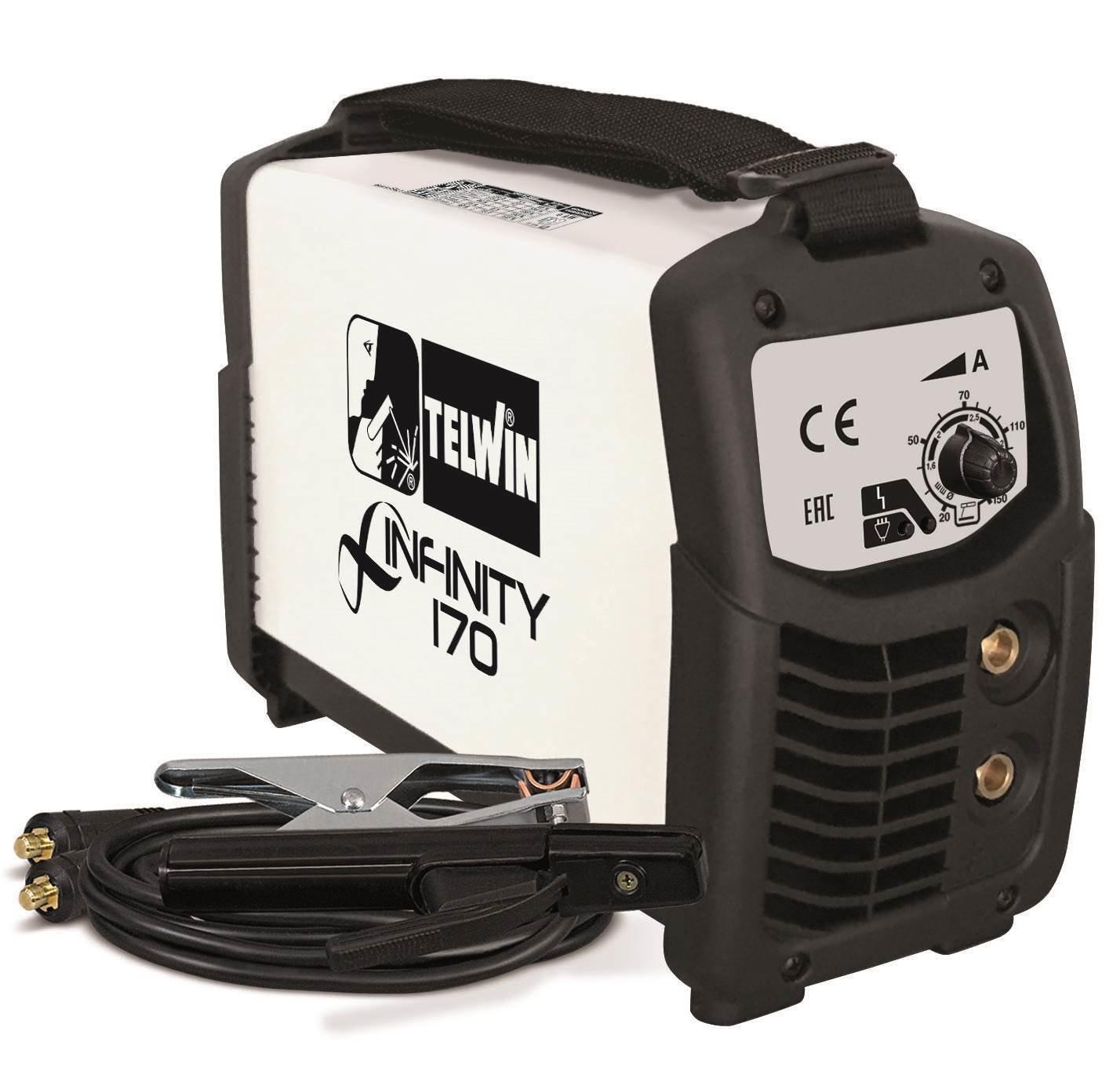 Сварочный аппарат Telwin INFINITY 170 ACX 816080