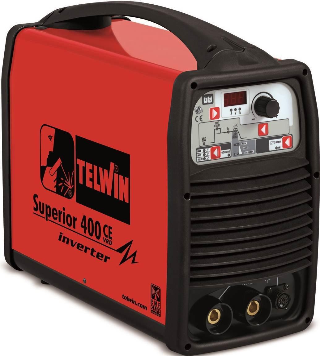 Сварочный аппарат Telwin SUPERIOR 400 CE VRD 816034