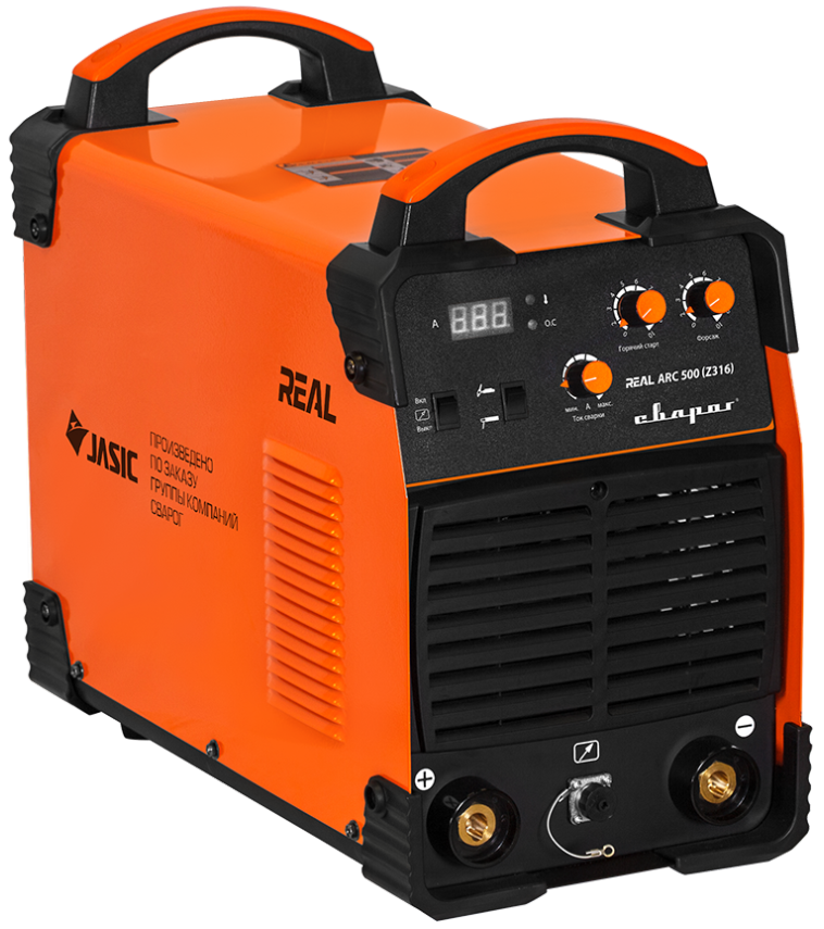 Сварочный инвертор REAL ARC 500 (Z316) 95493