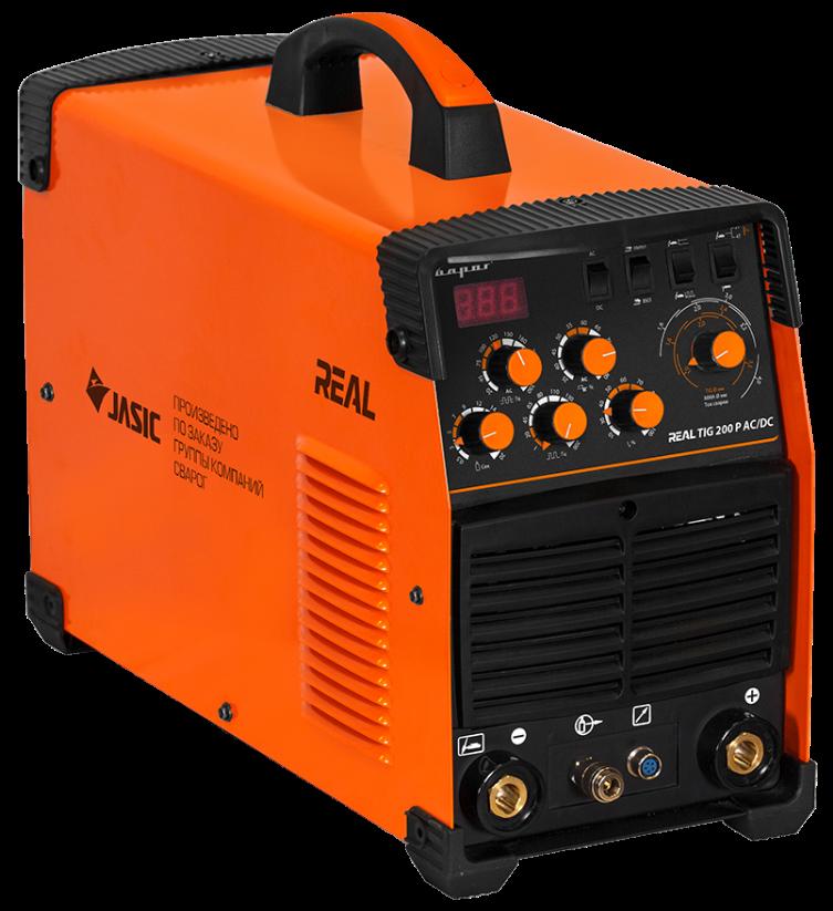Сварочный инвертор REAL TIG 200 P AC/DC (E20101) 95484
