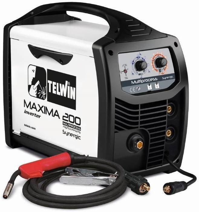 Сварочный полуавтомат MAXIMA 200 SYNERGIC 816087
