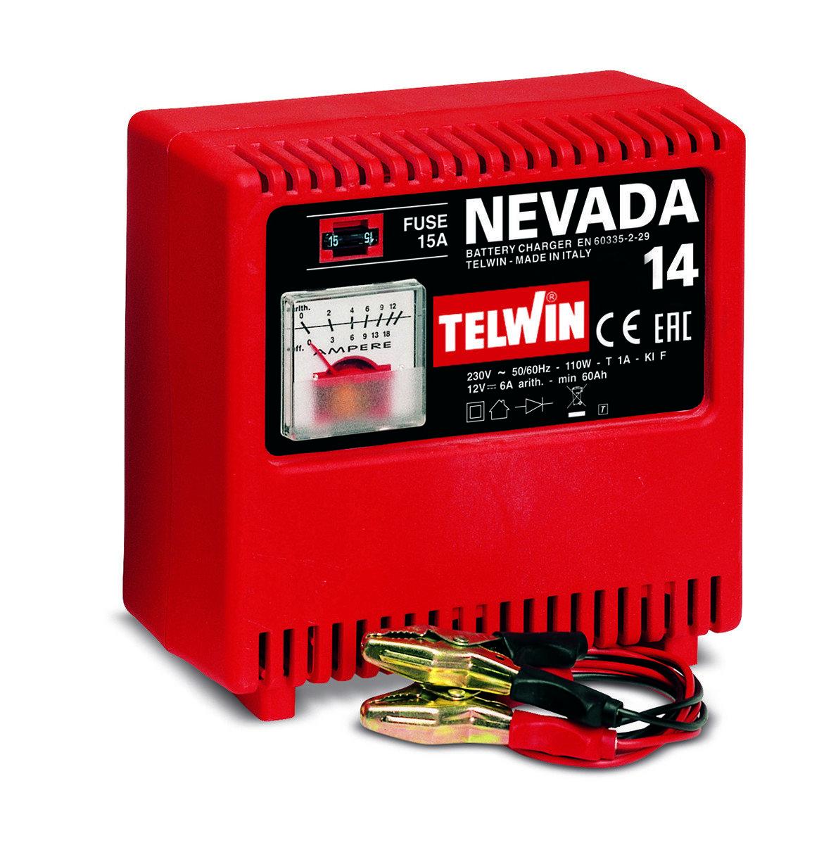 Зарядное устройство NEVADA 14 807025