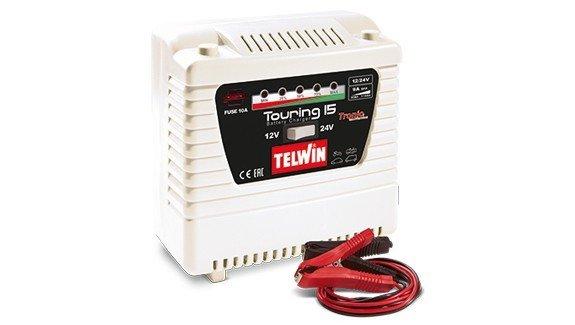 Зарядное устройство TOURING 15 12V/24V 807592