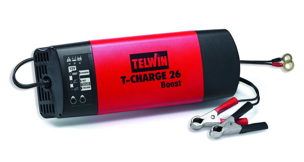 Зарядное устройство T-CHARGE 26 BOOST 12V 807562