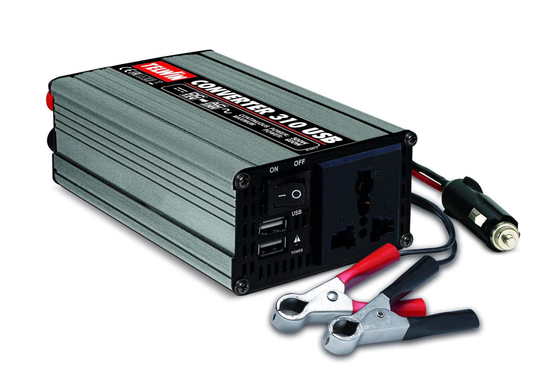 Преобразователь тока Telwin CONVERTER 310 USB 829444