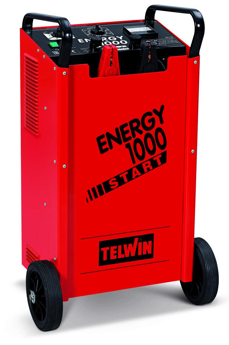 Пуско-зарядное устройство ENERGY 1000 START 12-24V 829008