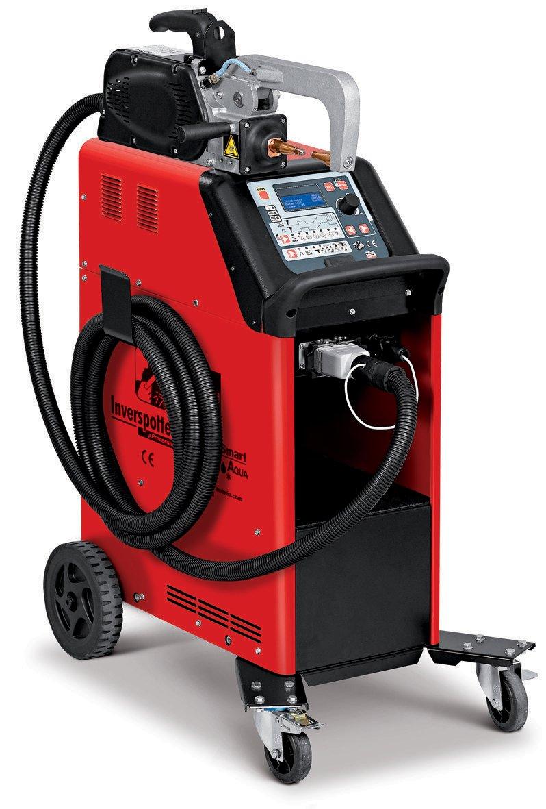 Аппарат точечной сварки INVERSPOTTER 13500 SMART AQUA 400V +ACC 823079