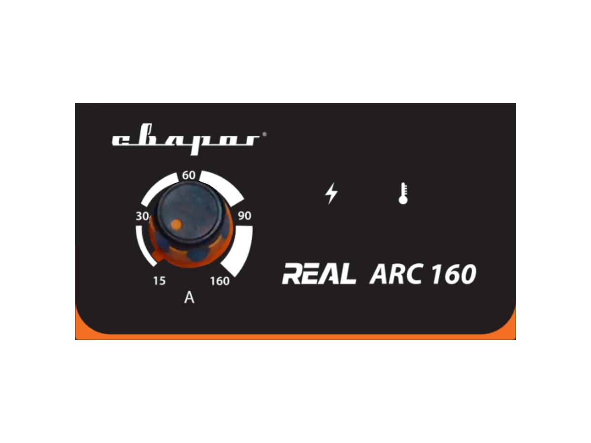 Сварочный инвертор REAL ARC 160 (Z240N)