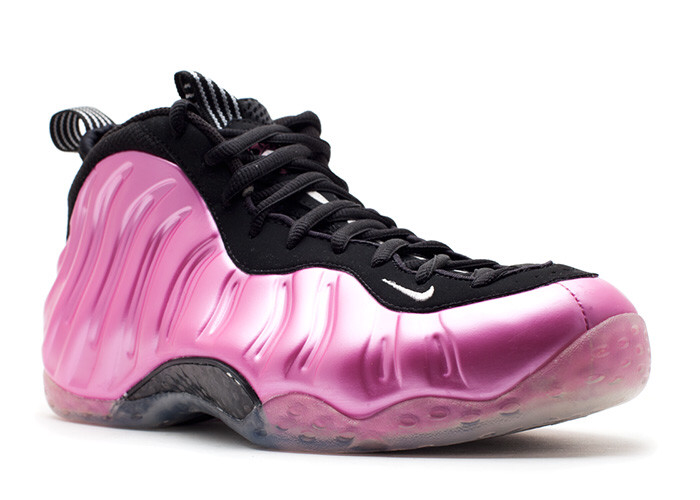 new products c27b6 c5bf2 Air Foamposite One Polarized Pink GS