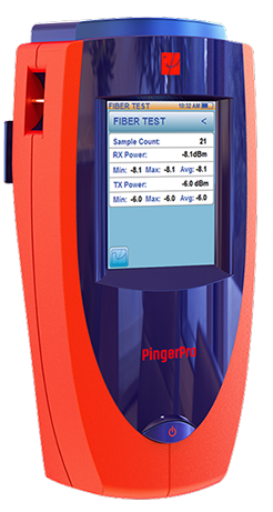 PingerPro 7615 Cable and Connectivity Tester w/CT15-Cable Tracker Probe