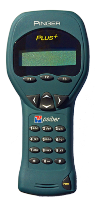 Pinger Plus+ PNG65 Network IP Tester