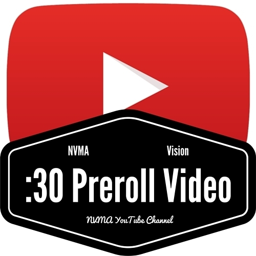 30-second Preroll Video Ad One Month