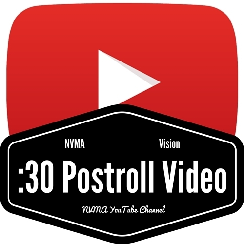 30-second Postroll Video Ad One Month