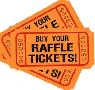 3 Raffle Tickets - West Tennessee Golf Classic