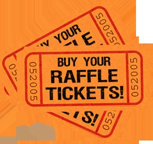Shot Gun Raffle Tickets - 3 Tickets