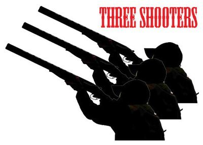 Three Shooters