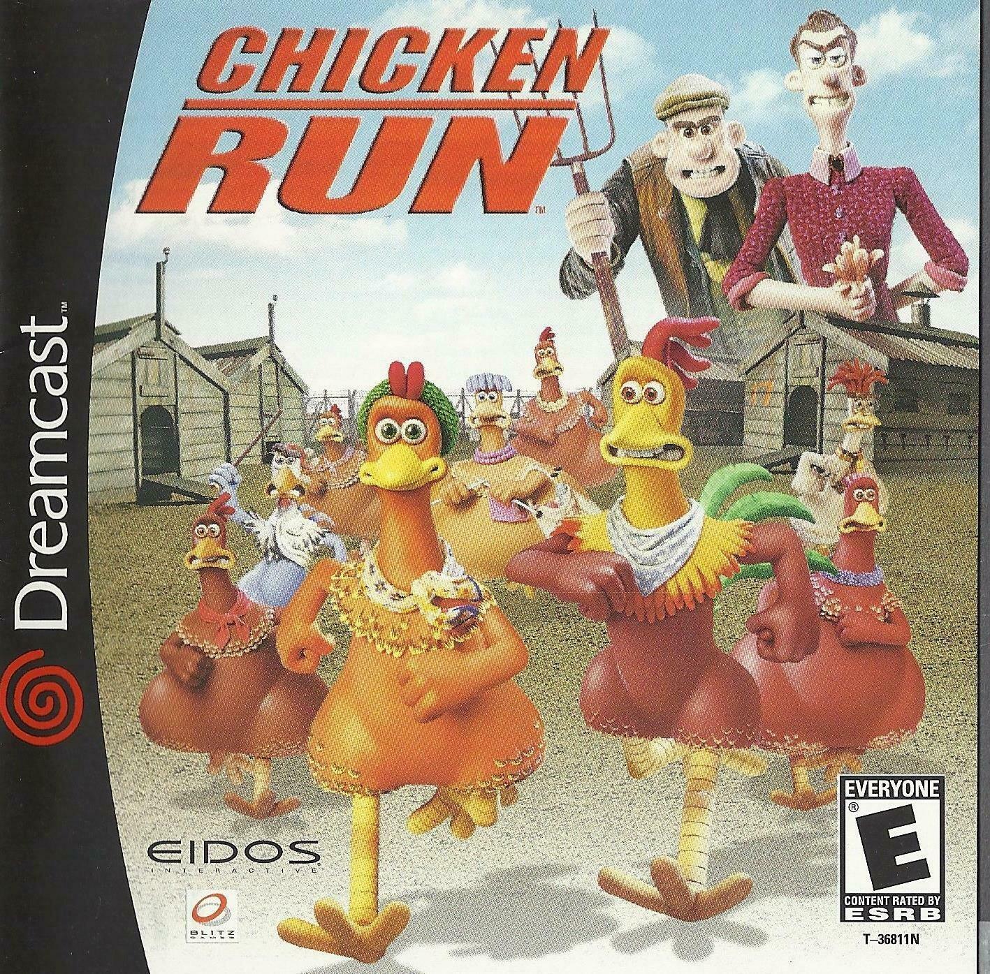 Chicken Run (NEW)