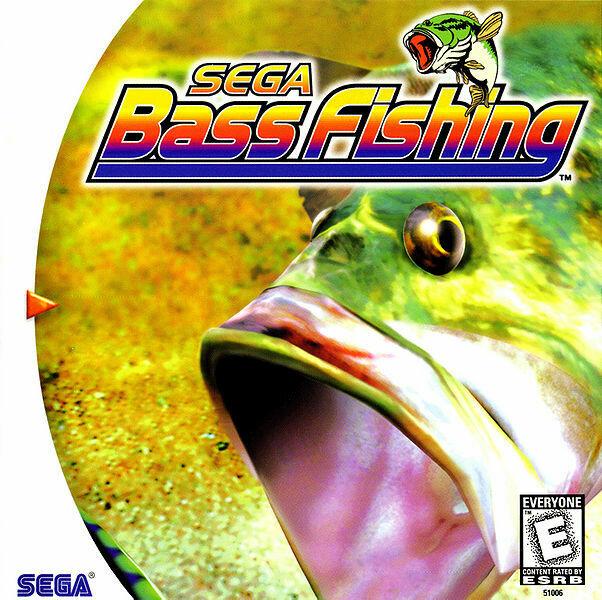 SEGA Bass Fishing (NEW)