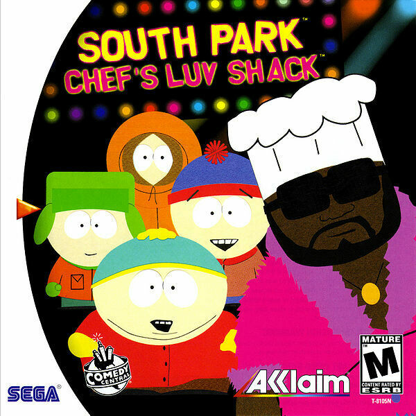 South Park: Chef's Luv Shack (NEW)