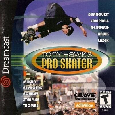 Tony Hawk's Pro Skater (NEW)