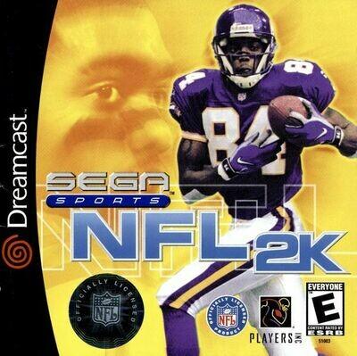 NFL 2K (NEW)