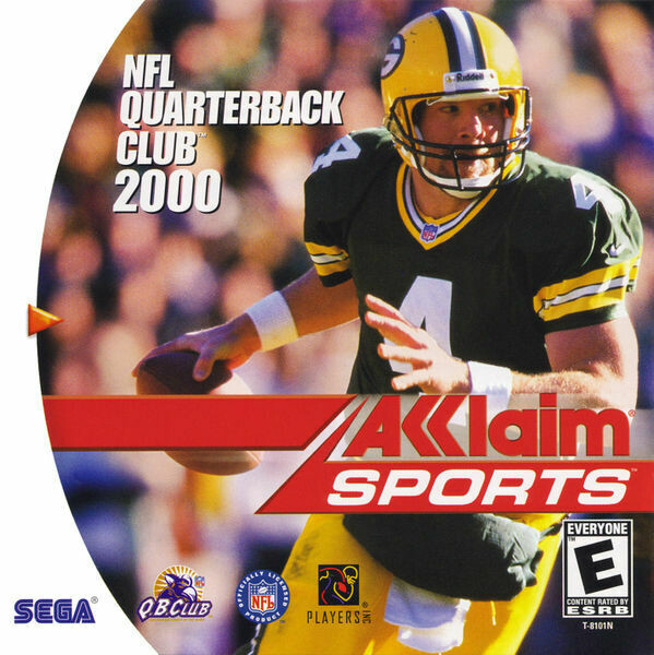 NFL QB Club 2000 (NEW)